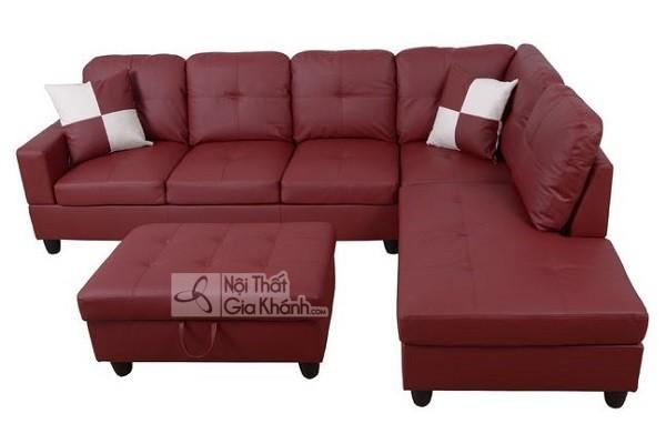 Sáng tạo không gian nội thất hiện đại với 30 mẫu sofa góc chữ L đẹp, chất lượng - sang tao khong gian noi that hien dai voi 30 mau sofa goc chu l dep chat luong 8
