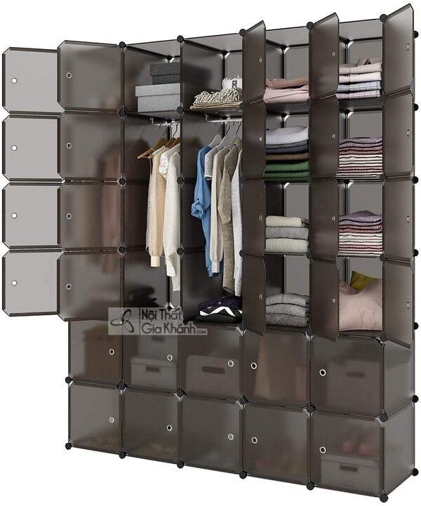 Top 50+ mẫu tủ quần áo nhựa bền đẹp, cao cấp cho người lớn hot nhất - top 50 mau tu quan ao nhua ben dep cao cap cho nguoi lon hot nhat 25