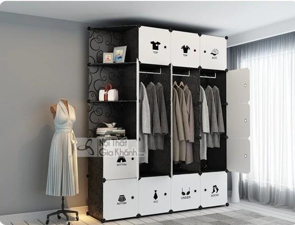 Top 50+ mẫu tủ quần áo nhựa bền đẹp, cao cấp cho người lớn hot nhất - top 50 mau tu quan ao nhua ben dep cao cap cho nguoi lon hot nhat 35