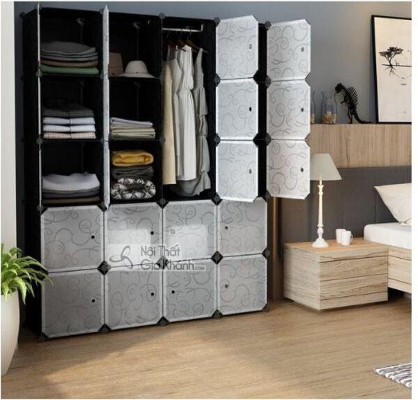 Top 50+ mẫu tủ quần áo nhựa bền đẹp, cao cấp cho người lớn hot nhất - top 50 mau tu quan ao nhua ben dep cao cap cho nguoi lon hot nhat 8
