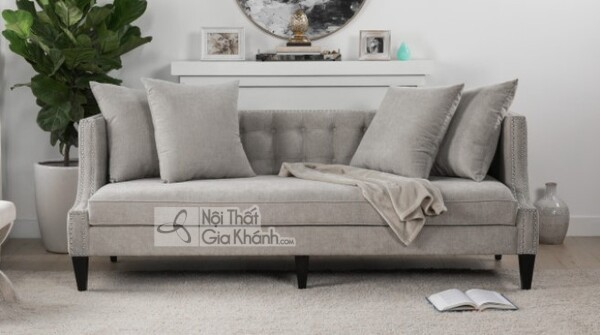 Top những mẫu sofa văng nỉ bán chạy hàng đầu thị trường