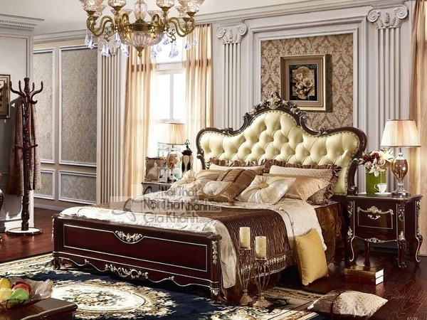 Xem ngay top 100 mẫu giường ngủ đẹp, hiện đại nhất giúp lột xác diện mạo phòng ngủ - xem ngay top 100 mau giuong ngu dep hien dai nhat giup lot xac dien mao phong ngu 27