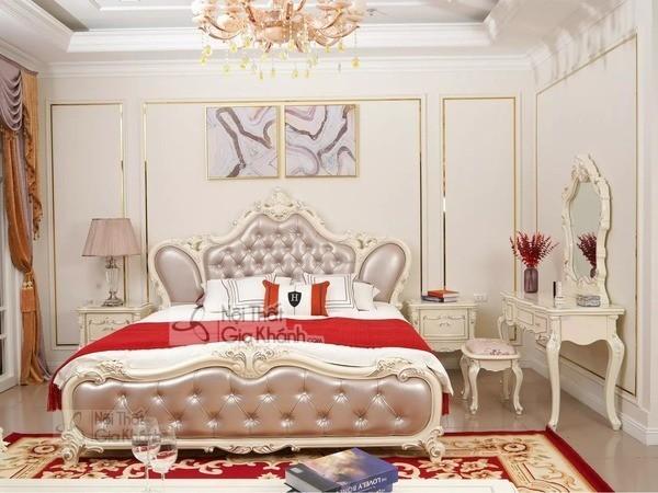 Xem ngay top 100 mẫu giường ngủ đẹp, hiện đại nhất giúp lột xác diện mạo phòng ngủ - xem ngay top 100 mau giuong ngu dep hien dai nhat giup lot xac dien mao phong ngu 42