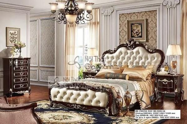 Xem ngay top 100 mẫu giường ngủ đẹp, hiện đại nhất giúp lột xác diện mạo phòng ngủ - xem ngay top 100 mau giuong ngu dep hien dai nhat giup lot xac dien mao phong ngu 45