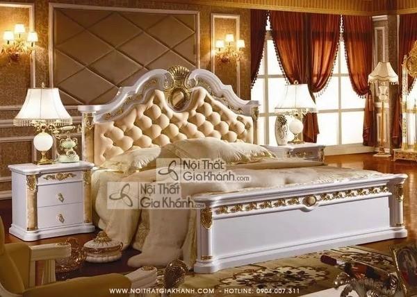 Xem ngay top 100 mẫu giường ngủ đẹp, hiện đại nhất giúp lột xác diện mạo phòng ngủ - xem ngay top 100 mau giuong ngu dep hien dai nhat giup lot xac dien mao phong ngu 47