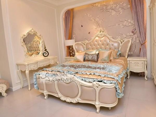 Xem ngay top 100 mẫu giường ngủ đẹp, hiện đại nhất giúp lột xác diện mạo phòng ngủ - xem ngay top 100 mau giuong ngu dep hien dai nhat giup lot xac dien mao phong ngu 50