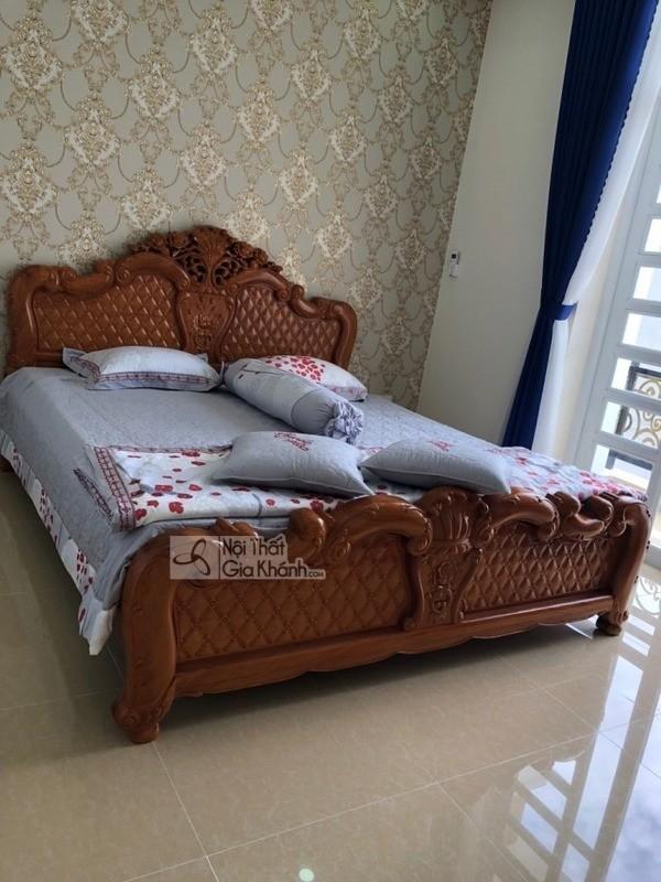 Xem ngay top 100 mẫu giường ngủ đẹp, hiện đại nhất giúp lột xác diện mạo phòng ngủ - xem ngay top 100 mau giuong ngu dep hien dai nhat giup lot xac dien mao phong ngu 55