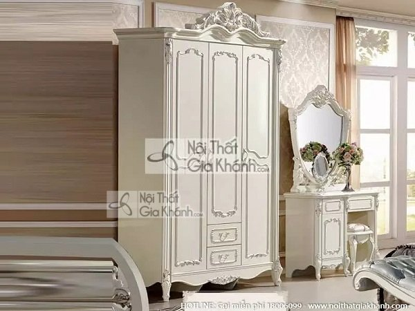 35 mẫu tủ quần áo mini đa năng cho phòng nhà chung cư, nhà phố