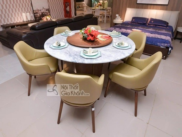 50 Mẫu bàn ghế ăn hiện đại Hà Nội đẹp là xu hướng nội thất phòng bếp 2020 - 50 mau ban ghe an hien dai ha noi dep la xu huong noi that phong bep 2020 1