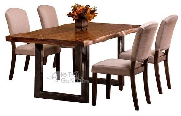 50 Mẫu bàn ghế ăn hiện đại Hà Nội đẹp là xu hướng nội thất phòng bếp 2020 - 50 mau ban ghe an hien dai ha noi dep la xu huong noi that phong bep 2020 10