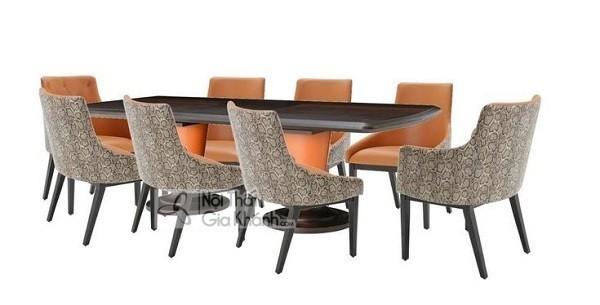 50 Mẫu bàn ghế ăn hiện đại Hà Nội đẹp là xu hướng nội thất phòng bếp 2020 - 50 mau ban ghe an hien dai ha noi dep la xu huong noi that phong bep 2020 14
