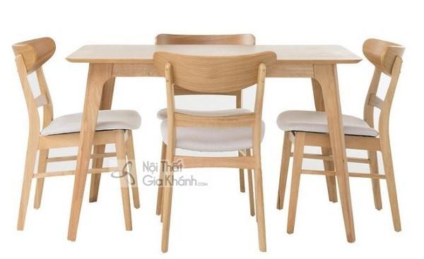 50 Mẫu bàn ghế ăn hiện đại Hà Nội đẹp là xu hướng nội thất phòng bếp 2020 - 50 mau ban ghe an hien dai ha noi dep la xu huong noi that phong bep 2020 15