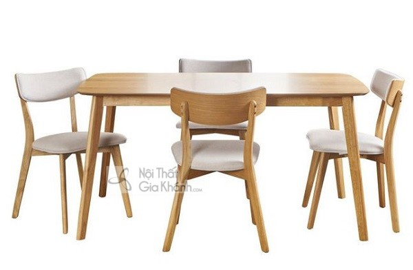 50 Mẫu bàn ghế ăn hiện đại Hà Nội đẹp là xu hướng nội thất phòng bếp 2020 - 50 mau ban ghe an hien dai ha noi dep la xu huong noi that phong bep 2020 16