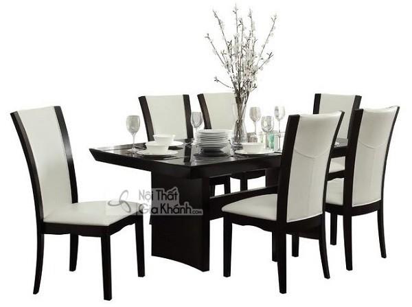 50 Mẫu bàn ghế ăn hiện đại Hà Nội đẹp là xu hướng nội thất phòng bếp 2020 - 50 mau ban ghe an hien dai ha noi dep la xu huong noi that phong bep 2020 17