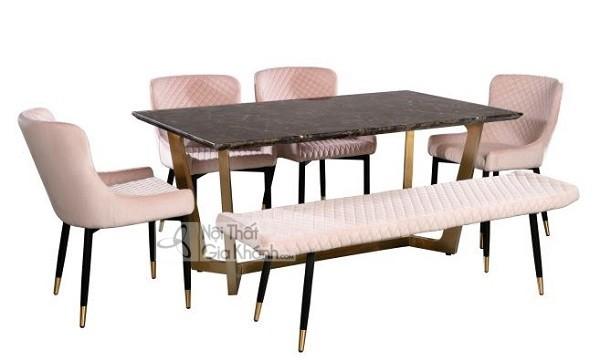 50 Mẫu bàn ghế ăn hiện đại Hà Nội đẹp là xu hướng nội thất phòng bếp 2020 - 50 mau ban ghe an hien dai ha noi dep la xu huong noi that phong bep 2020 19