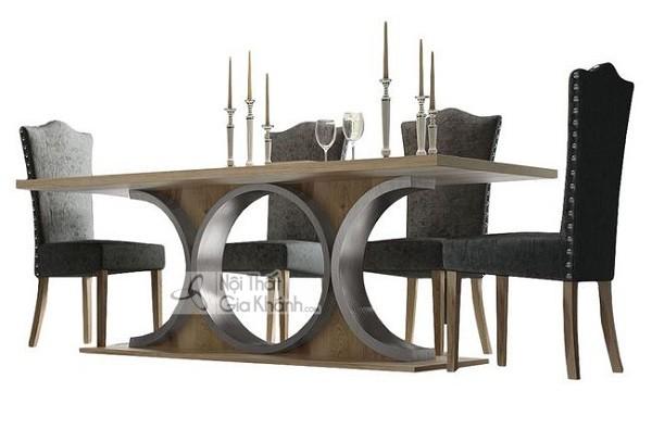 50 Mẫu bàn ghế ăn hiện đại Hà Nội đẹp là xu hướng nội thất phòng bếp 2020 - 50 mau ban ghe an hien dai ha noi dep la xu huong noi that phong bep 2020 25