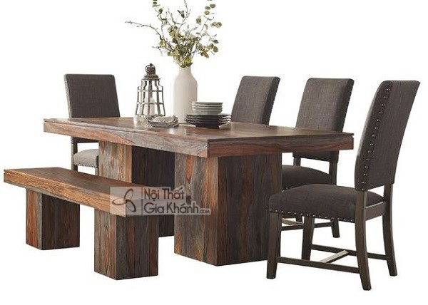50 Mẫu bàn ghế ăn hiện đại Hà Nội đẹp là xu hướng nội thất phòng bếp 2020 - 50 mau ban ghe an hien dai ha noi dep la xu huong noi that phong bep 2020 26