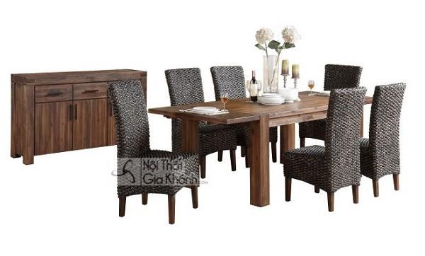 50 Mẫu bàn ghế ăn hiện đại Hà Nội đẹp là xu hướng nội thất phòng bếp 2020 - 50 mau ban ghe an hien dai ha noi dep la xu huong noi that phong bep 2020 29