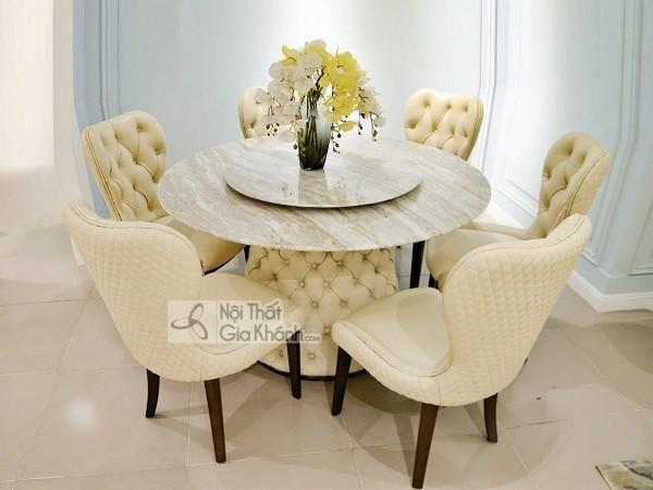 50 Mẫu bàn ghế ăn hiện đại Hà Nội đẹp là xu hướng nội thất phòng bếp 2020 - 50 mau ban ghe an hien dai ha noi dep la xu huong noi that phong bep 2020 3