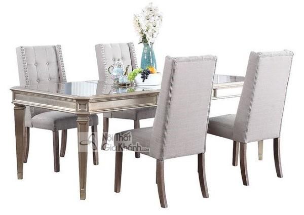 50 Mẫu bàn ghế ăn hiện đại Hà Nội đẹp là xu hướng nội thất phòng bếp 2020 - 50 mau ban ghe an hien dai ha noi dep la xu huong noi that phong bep 2020 36