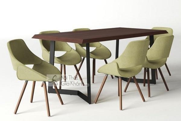 50 Mẫu bàn ghế ăn hiện đại Hà Nội đẹp là xu hướng nội thất phòng bếp 2020 - 50 mau ban ghe an hien dai ha noi dep la xu huong noi that phong bep 2020 37
