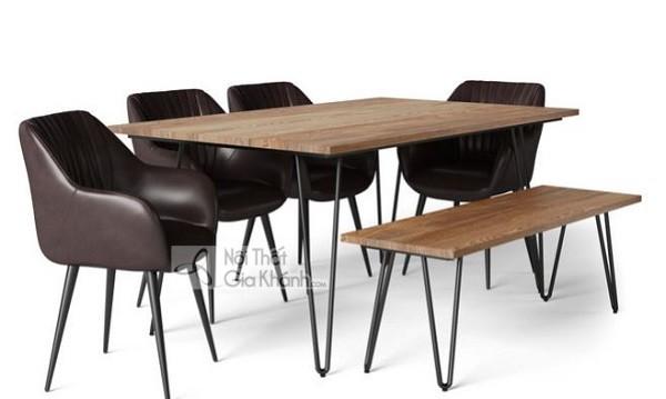 50 Mẫu bàn ghế ăn hiện đại Hà Nội đẹp là xu hướng nội thất phòng bếp 2020 - 50 mau ban ghe an hien dai ha noi dep la xu huong noi that phong bep 2020 41