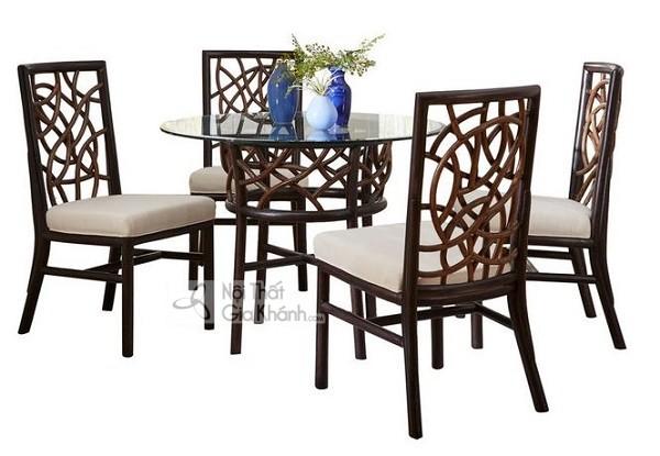50 Mẫu bàn ghế ăn hiện đại Hà Nội đẹp là xu hướng nội thất phòng bếp 2020 - 50 mau ban ghe an hien dai ha noi dep la xu huong noi that phong bep 2020 43