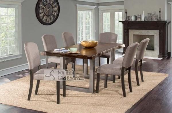 50 Mẫu bàn ghế ăn hiện đại Hà Nội đẹp là xu hướng nội thất phòng bếp 2020 - 50 mau ban ghe an hien dai ha noi dep la xu huong noi that phong bep 2020 45