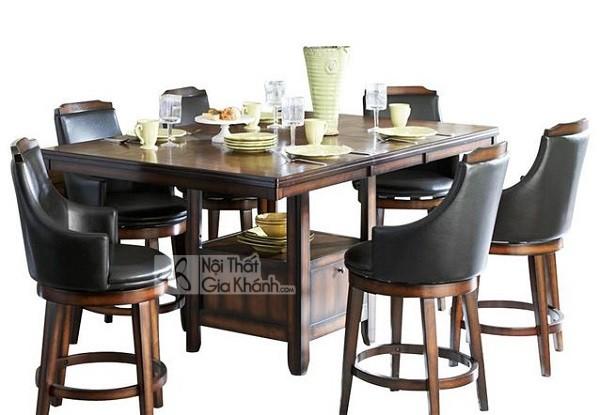 50 Mẫu bàn ghế ăn hiện đại Hà Nội đẹp là xu hướng nội thất phòng bếp 2020 - 50 mau ban ghe an hien dai ha noi dep la xu huong noi that phong bep 2020 47