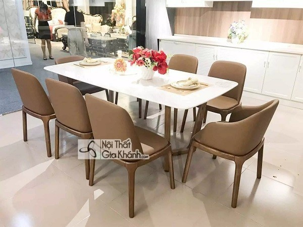 50 Mẫu bàn ghế ăn hiện đại Hà Nội đẹp là xu hướng nội thất phòng bếp 2020 - 50 mau ban ghe an hien dai ha noi dep la xu huong noi that phong bep 2020 5