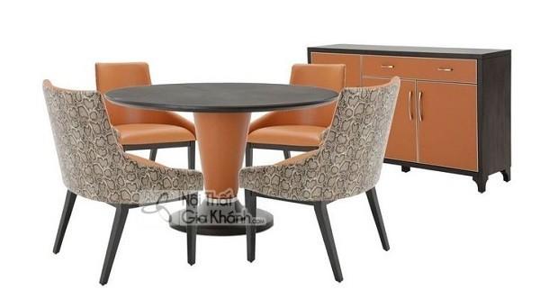 50 Mẫu bàn ghế ăn hiện đại Hà Nội đẹp là xu hướng nội thất phòng bếp 2020 - 50 mau ban ghe an hien dai ha noi dep la xu huong noi that phong bep 2020 7