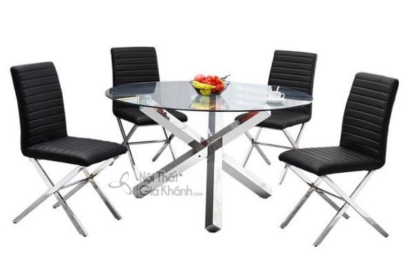 50 Mẫu bàn ghế ăn hiện đại Hà Nội đẹp là xu hướng nội thất phòng bếp 2020 - 50 mau ban ghe an hien dai ha noi dep la xu huong noi that phong bep 2020 8