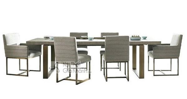 50 Mẫu bàn ghế ăn hiện đại Hà Nội đẹp là xu hướng nội thất phòng bếp 2020 - 50 mau ban ghe an hien dai ha noi dep la xu huong noi that phong bep 2020 9