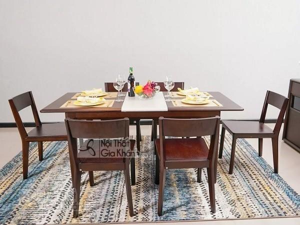 50 Mẫu bàn ghế ăn hiện đại Hà Nội đẹp là xu hướng nội thất phòng bếp 2020 - 50 mau ban ghe an hien dai ha noi dep la xu huong noi that phong bep 2020