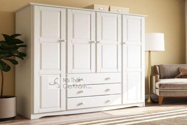 50 thiết kế tủ quần áo thông minh - đa năng cho mọi mục đích sử dụng