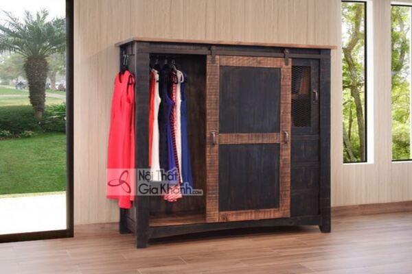 50+ mẫu tủ quần áo gỗ tự nhiên 2 cánh, 3 cánh, 4 cánh nhập khẩu cao cấp - 50 tu quan ao go tu nhien 2 canh 3 canh 4 canh nhap khau cao cap 16