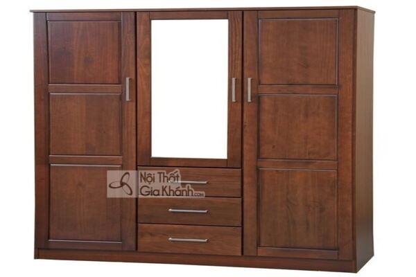 50+ mẫu tủ quần áo gỗ tự nhiên 2 cánh, 3 cánh, 4 cánh nhập khẩu cao cấp - 50 tu quan ao go tu nhien 2 canh 3 canh 4 canh nhap khau cao cap 34