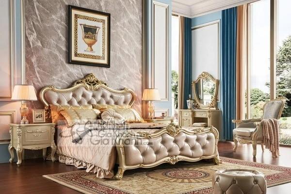 59+ bộ giường tủ cưới đẹp cho phòng tân hôn lãng mạn, đong đầy yêu thương - 59 bo giuong tu cuoi dep cho phong tan hon lang man dong day yeu thuong 1