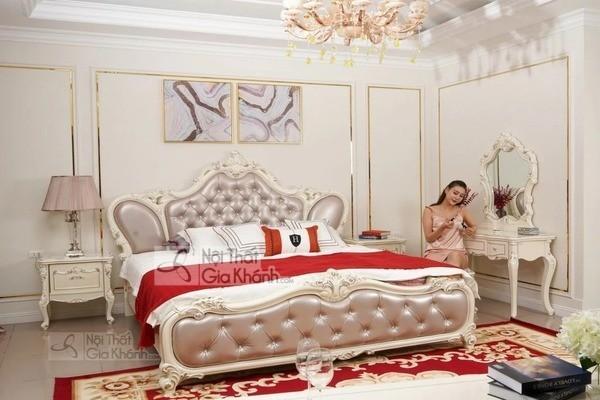 59+ bộ giường tủ cưới đẹp cho phòng tân hôn lãng mạn, đong đầy yêu thương - 59 bo giuong tu cuoi dep cho phong tan hon lang man dong day yeu thuong