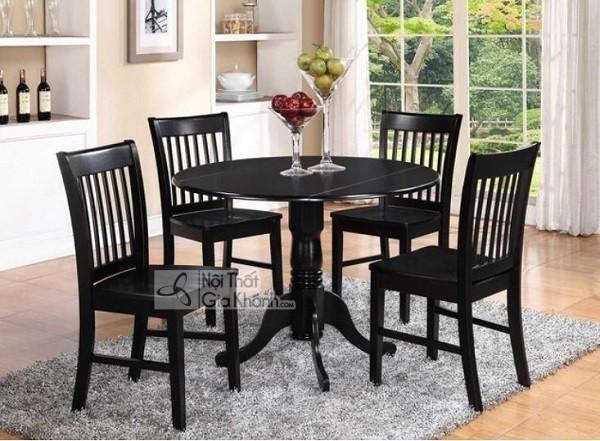 """Đây rồi cách chọn bàn ăn cho phòng bếp nhỏ để """"cơi nới"""" thêm không gian - day roi cach chon ban an cho phong bep nho de coi noi them khong gian 2"""