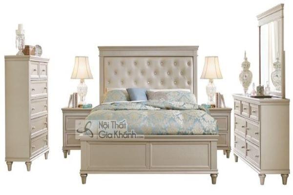 59+ bộ giường tủ cưới đẹp cho phòng tân hôn lãng mạn, đong đầy yêu thương - luu ban nhap tu dong 5