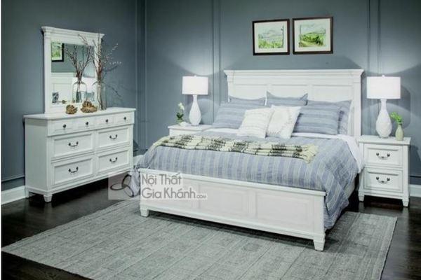 59+ bộ giường tủ cưới đẹp cho phòng tân hôn lãng mạn, đong đầy yêu thương - luu ban nhap tu dong 7