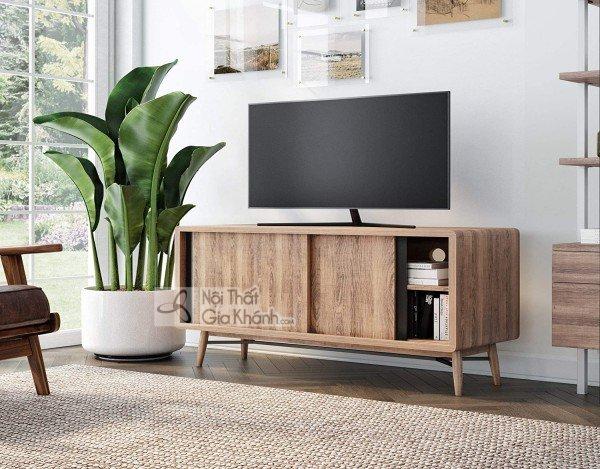 Mua ngay mẫu kệ tivi phòng ngủ đơn giản với thiết kế độc lạ nhất