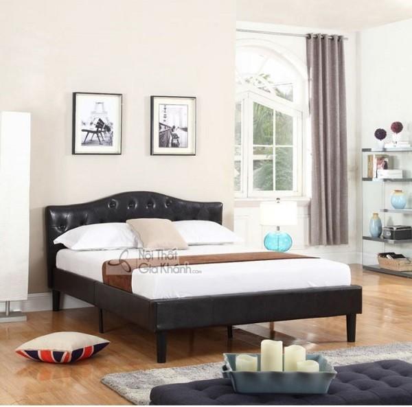 Những mẫu giường ngủ phong cách cổ điển cho gia chủ ưa sự quyền quý - nhung mau giuong ngu phong cach co dien cho gia chu ua su quyen quy 4
