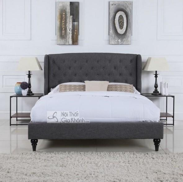 Những mẫu giường ngủ phong cách cổ điển cho gia chủ ưa sự quyền quý - nhung mau giuong ngu phong cach co dien cho gia chu ua su quyen quy 5