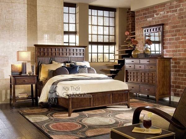 Những mẫu giường ngủ phong cách cổ điển cho gia chủ ưa sự quyền quý - nhung mau giuong ngu phong cach co dien cho gia chu ua su quyen quy 8