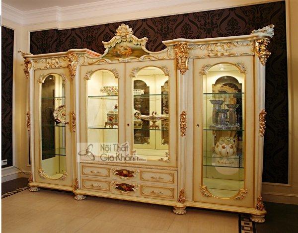 Tổng hợp những mẫu tủ gỗ phòng khách hiện đại đắt giá nhất hiện nay