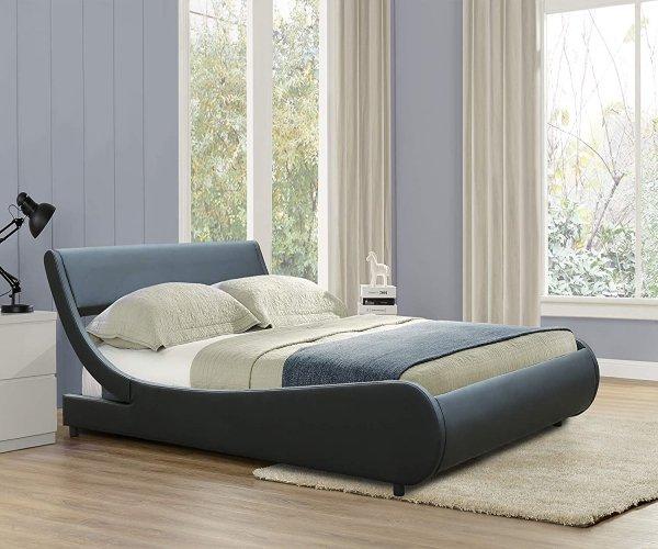 Khám phá nội thất đương đại với 10 mẫu giường ngủ King size siêu đẹp