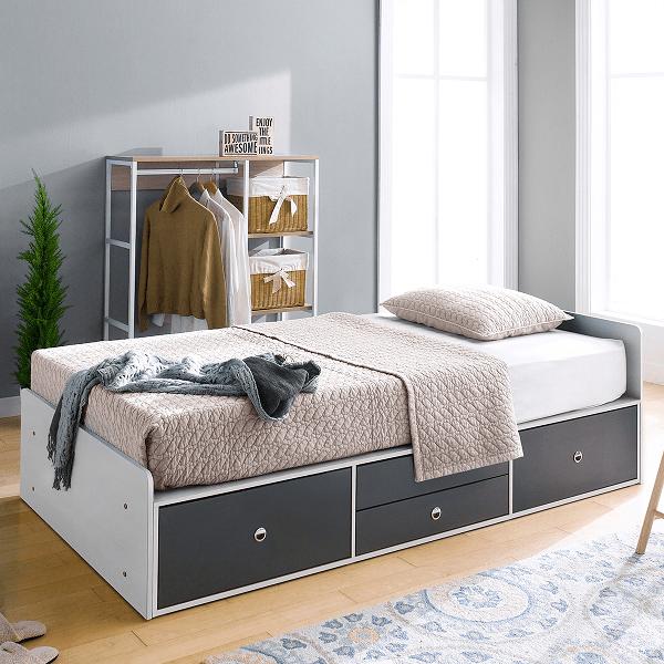 Những thiết kế giường ngủ 1 người độc đáo, thể hiện được cá tính riêng