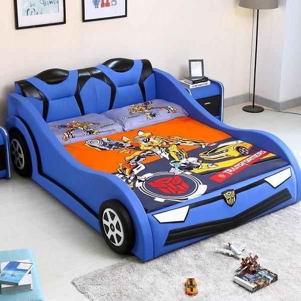 giường hơi ô tô cho bé